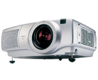 4500 lumen CP-X1250 - Available for rental from G.P.H.